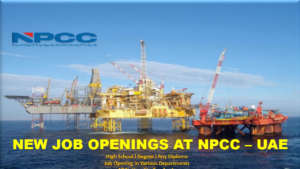 Job Openings - National Petroleum Construction Company - UAE - Job Shob