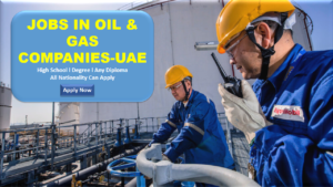 Staff Required in a Leading Oil & Gas Company Abu Dhabi UAE
