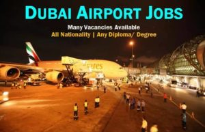 Dubai Airport Jobs 2019